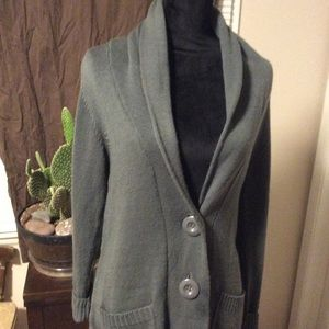 Jackets & Blazers - Grey cardigan !